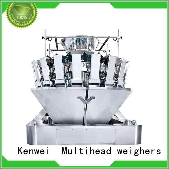 Custom counting standard weight checker Kenwei feeding control