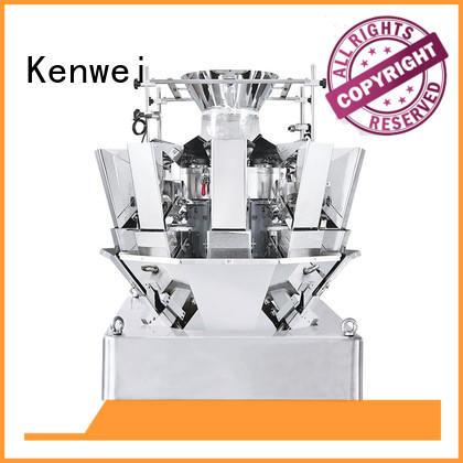 ¡Polvo alimentario de instrumentos balanzas multimouth de fabricación de Kenwei!
