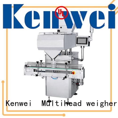 Kenwei empaqueta automáticamente la máquina con ajuste continuo para alimentos