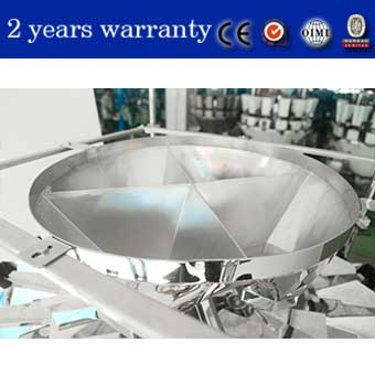 Kenwei -2g 24 Heads Mixing 4 Products Weigher 05l | Multihead Weighers-4