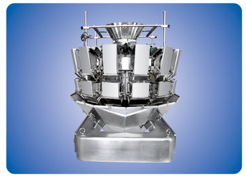 Kenwei -Professional 2g 14 Heads Standard Multihead Weigher 16l25l Supplier-4