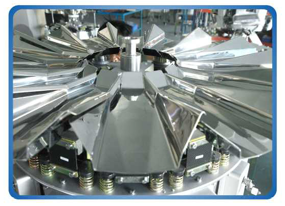 Kenwei -Weighing Instruments Bagging Machine -Kenwei Multihead Weigher-1