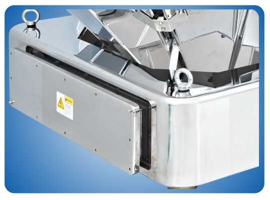 Kenwei -Weighing Instruments Bagging Machine -Kenwei Multihead Weigher-4