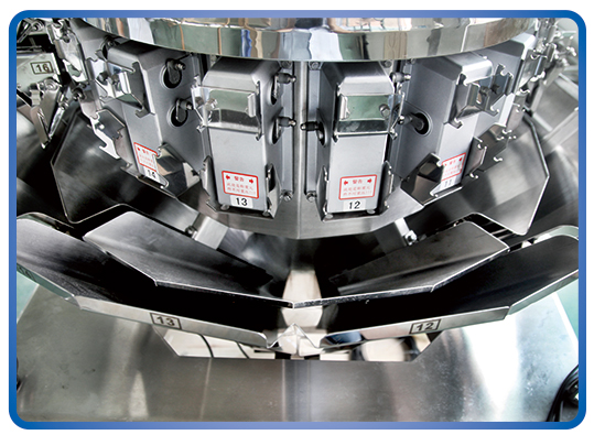 Kenwei -Find 2g 16 Heads High Speed Weigher 05l | Manufacture-3