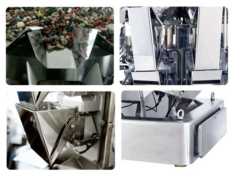 Kenwei -Professional Checkweigher Weighing And Packing Machine Manufacture-1