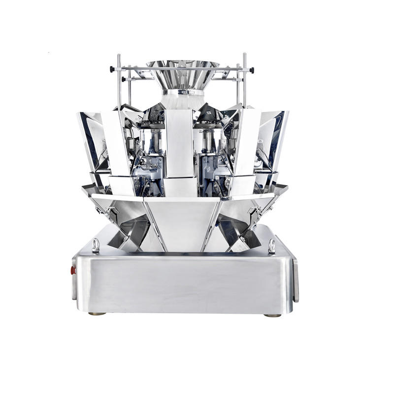 Standard Multihead Weigher With New Springless Actuator