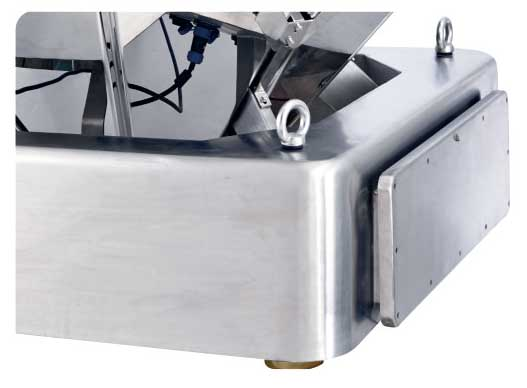Kenwei -Find Impact Weigher Checkweigher System From Kenwei Multihead Weighers-4