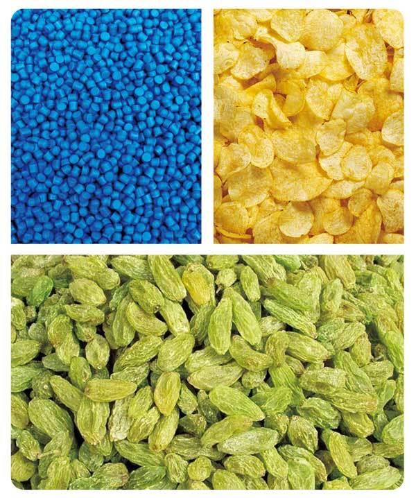 Alimentation emballage sous vide machine fromage avec haute qualité pour matériaux de haute viscosité