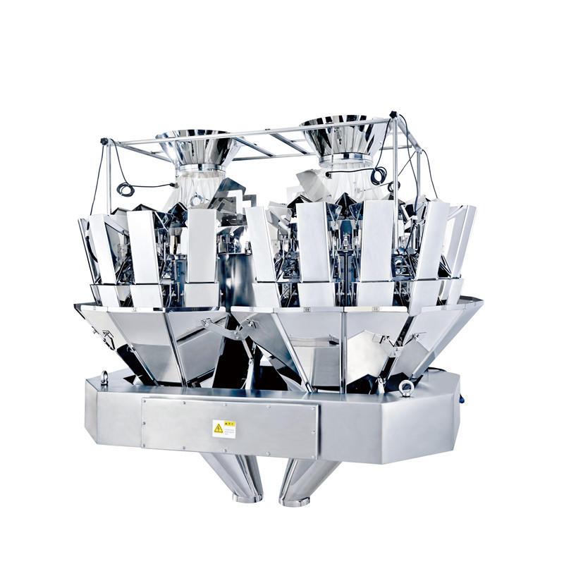 20 Heads Standard Multihead Weigher (Mixingmode / HighSpeedmode) 1.5/2.6L