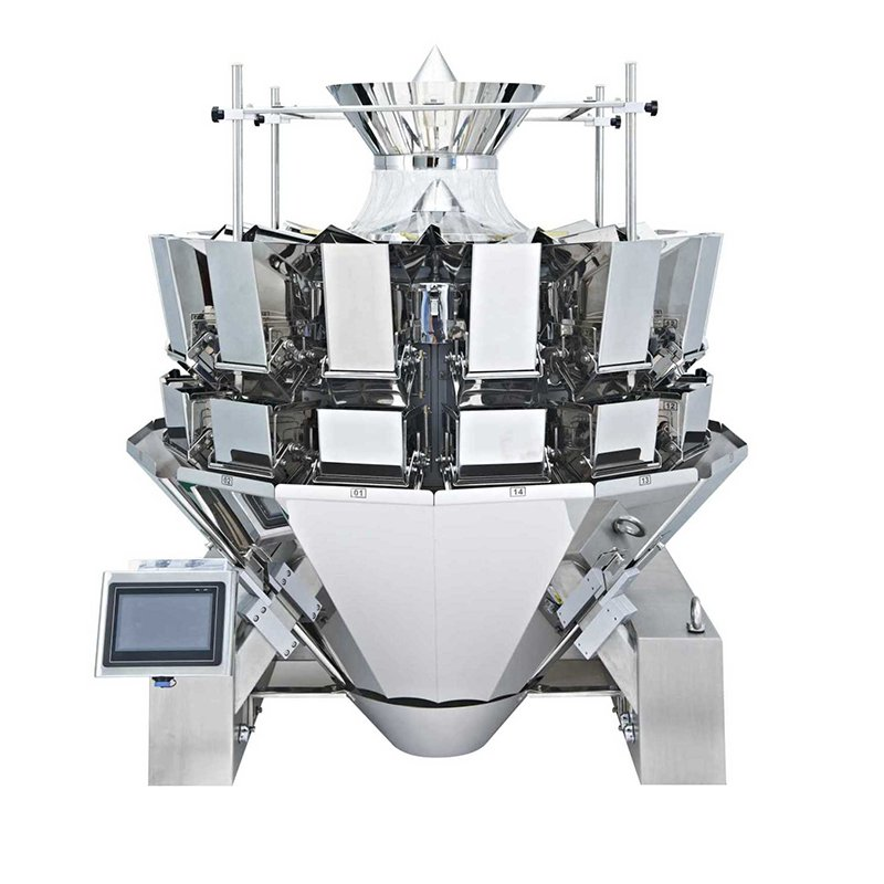 Kenwei -Find 2g 20 Heads 8 Type Multihead Weigher Two Output