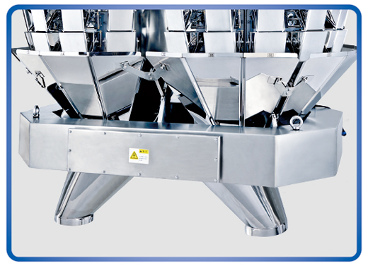 Kenwei -2g 20 Heads 8 Type Multihead Weigher Two Output 16l 25l | Multihead-5