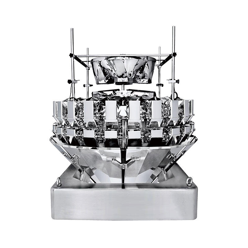 Pesadora mezcladora de 24 cabezas 0.5L