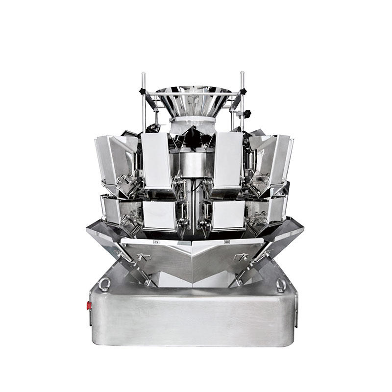 14 Heads Standard Multihead Weigher with No Spring Hopper 1.6L