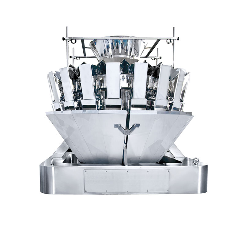 Kenwei -2g Standard 20 Heads O Type Multihead Weigher 16l 25l