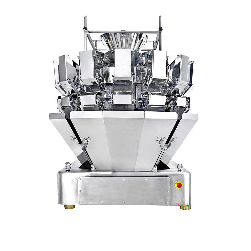 14 Heads High Speed Multihead Weigher Without Spring