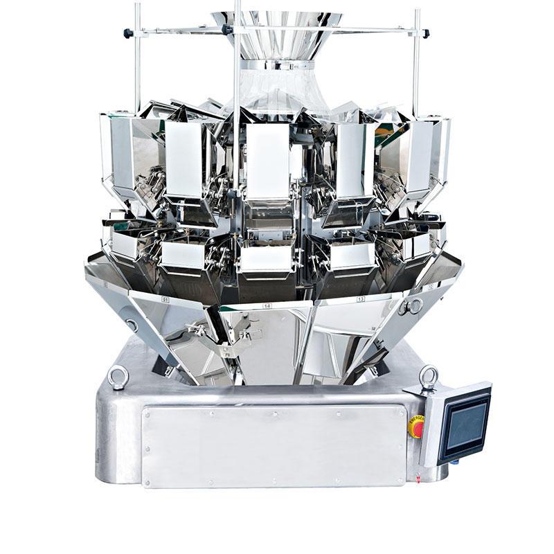 Pesadora multicabezal avanzada de 14 cabezales 3L