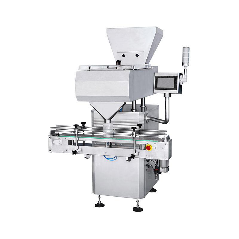 Comptage automatique des comprimés et machine de remplissage JW-SL8