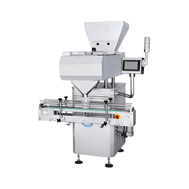 two stage automatic double channel Kenwei Brand automatic counting and packing machine manufacturer
