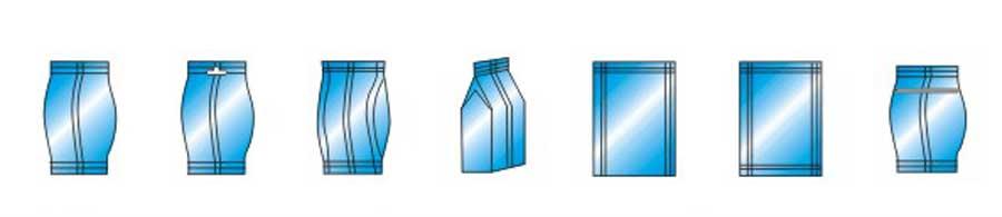 Économique vertical machines d'emballage machine avec haute qualité pour gousset sac-1