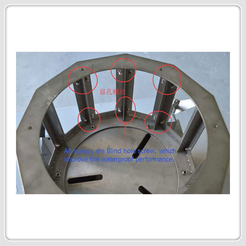 Kenwei -Kenwei Targeted And Stability Of The Design-kenwei Multihead Weighers-3