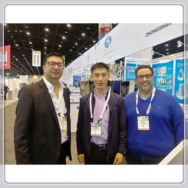 Kenwei -Review The Kenwei In Pack Expo 2018 In Us News About Bagging Machine