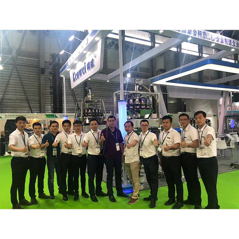 Kenwei -News About Live Interview Kenwei About New Weigher In Propak 2018-2