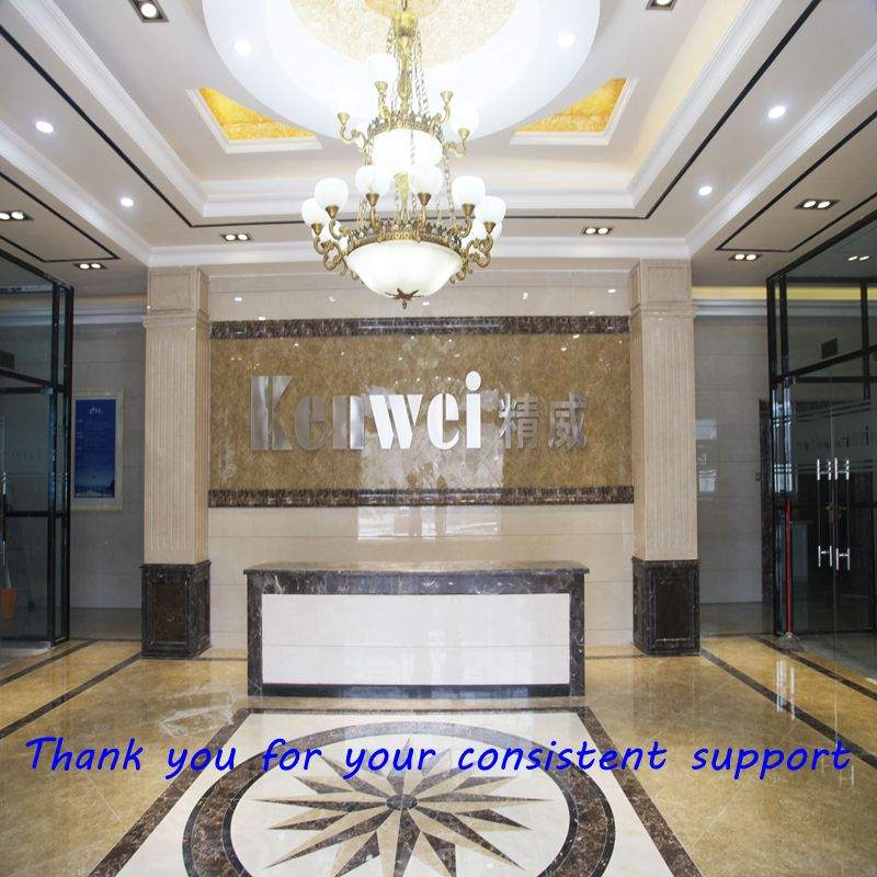 Kenwei -Kenwei Is Grateful For Your Company - Kenwei Multihead Weighers