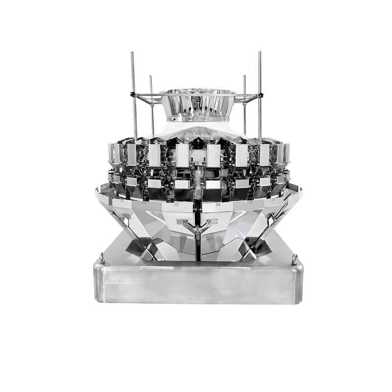 24 Heads Multihead Weigher With Memory Bucket