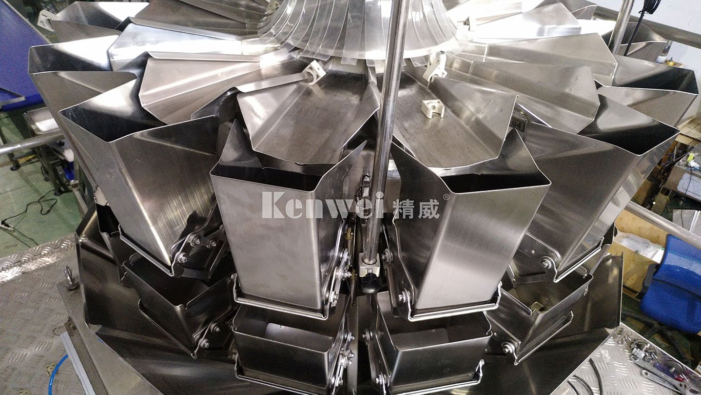 Kenwei -Read Comparison Between Computer Multihead Weigher and Traditional Quantitative