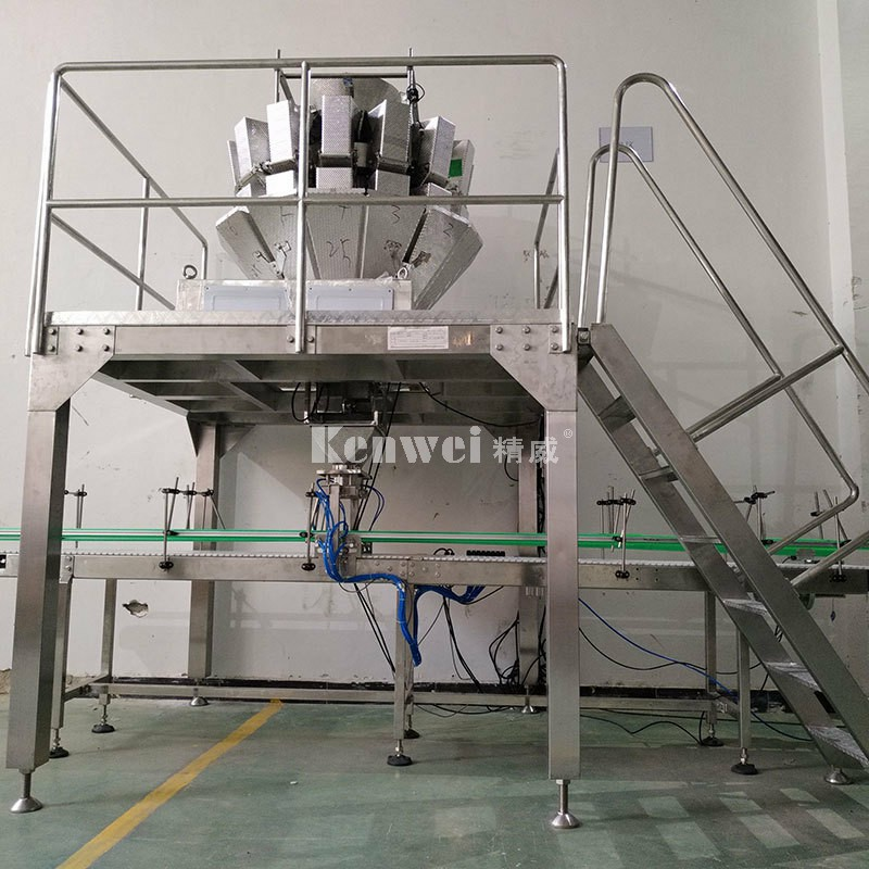 Kenwei -News | Sincere Service To Create Multihead Weigher Famous Brand