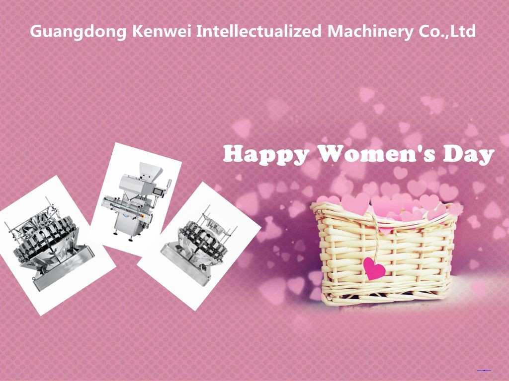 Kenwei -Packaging Manufacturers-kenwei Wishes You Have A Good Time On Womens Day