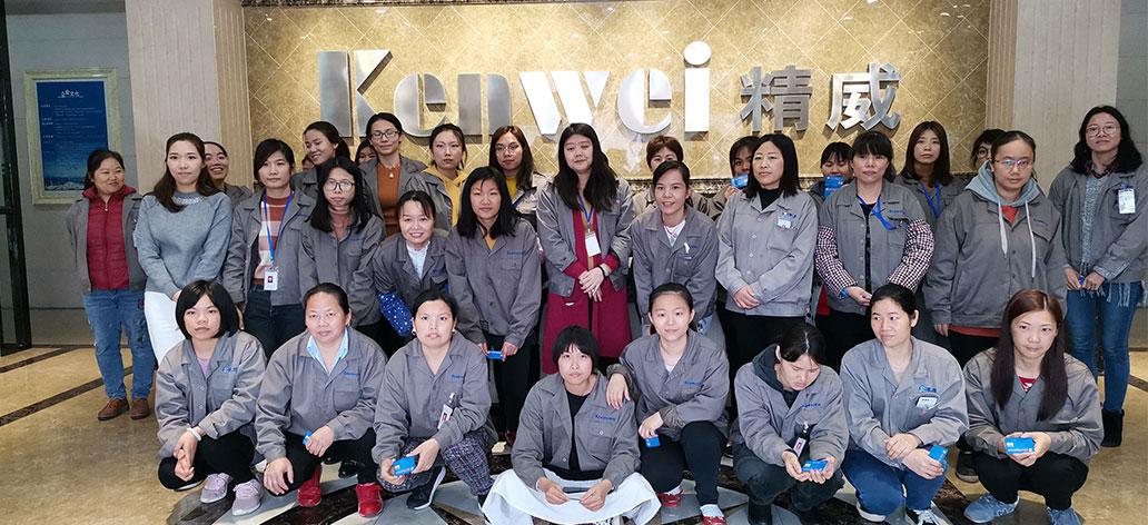 Kenwei -Pouch Packing Machine Manufacturer-womens Day Kenwei Gives Welfare To