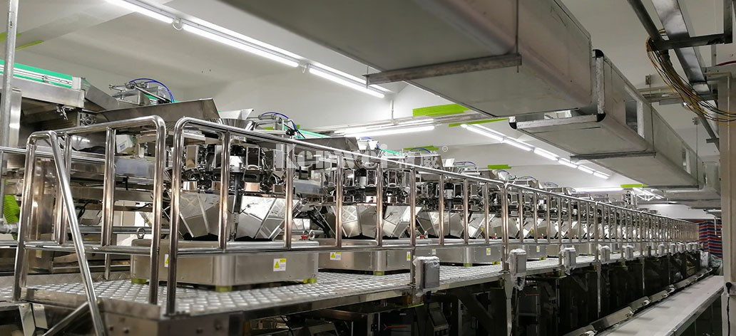 Kenwei -Bottling Machine-perspective In The Development Of China Multihead Weigher