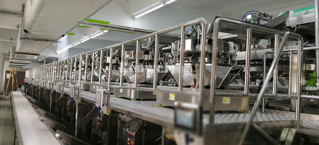 Kenwei -Bottling Machine-perspective In The Development Of China Multihead Weigher-1