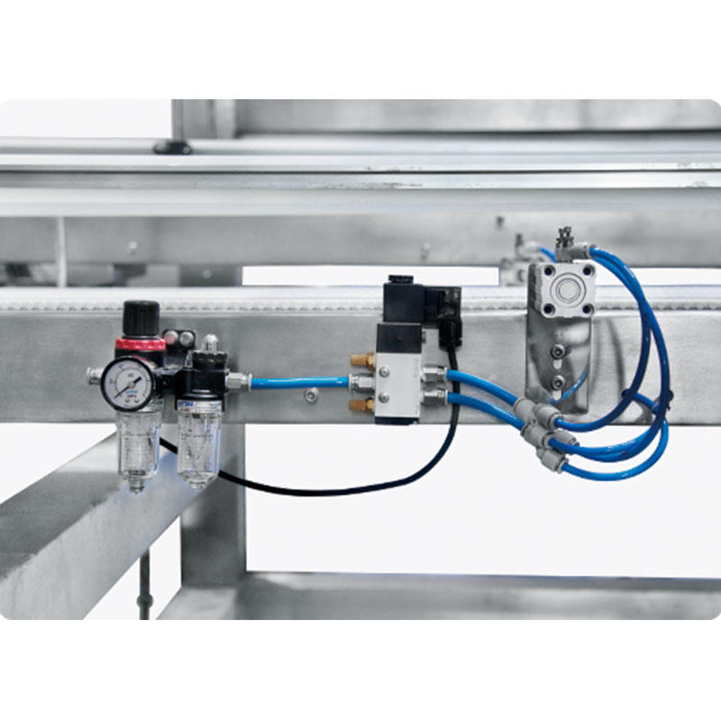 Robotic Pick and Pack Systems With Parallel Manipulator JW-D1100