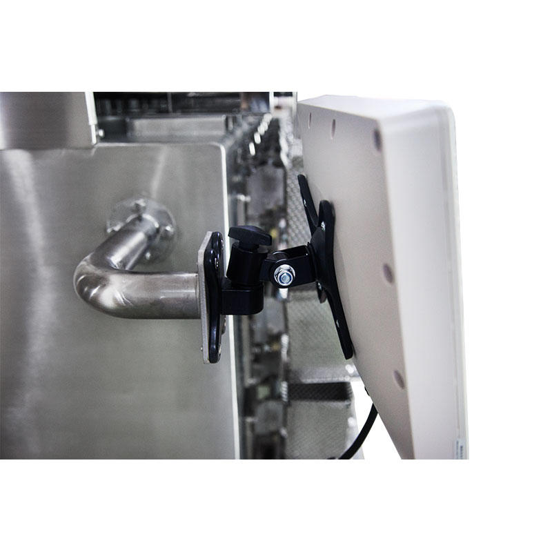 Screw Feeding Multihead Weigher With Three Layer Hopper