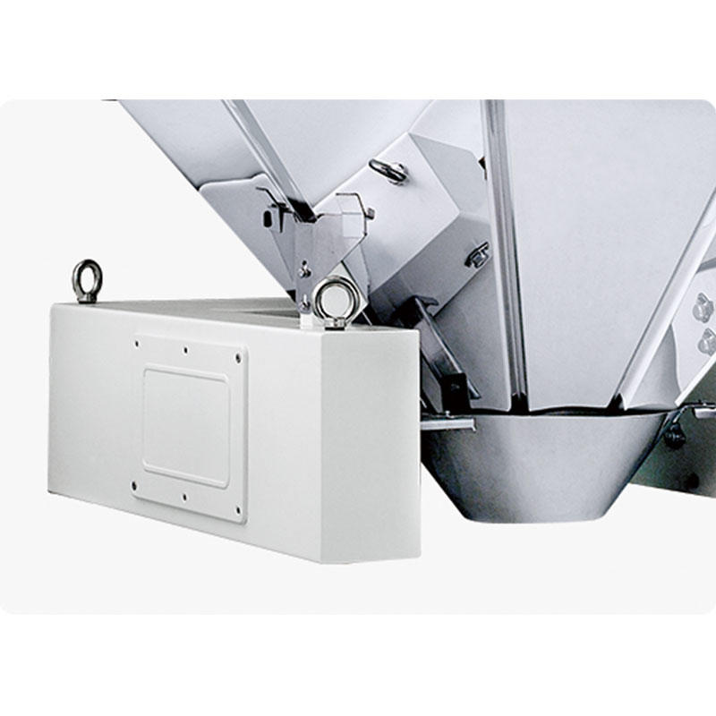 10 heads multihead weigher with carbon steel