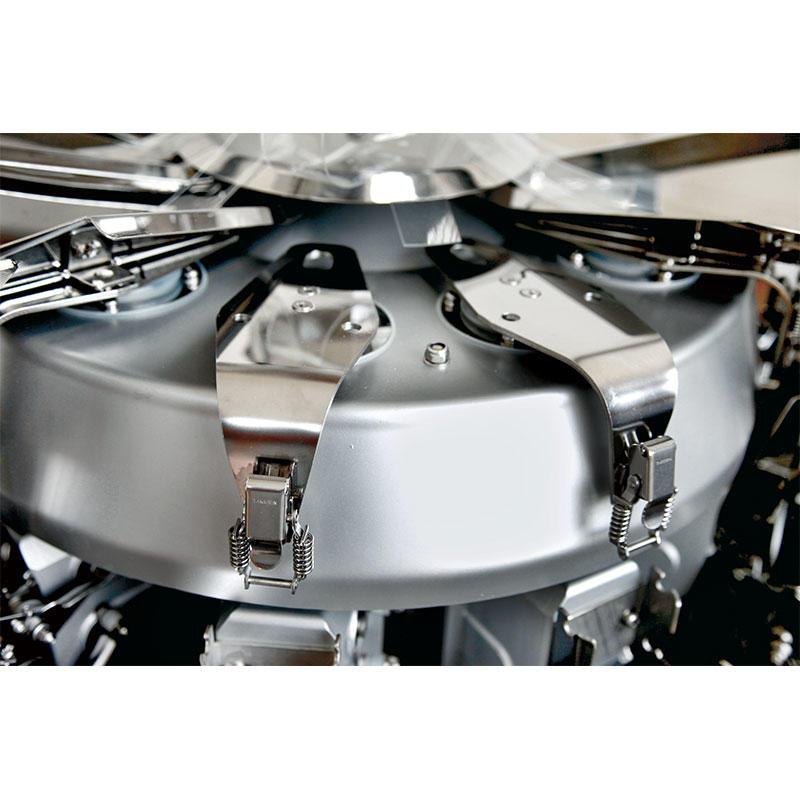 10 Heads Super High Precision Mini Weigher  with 0.3L hopper
