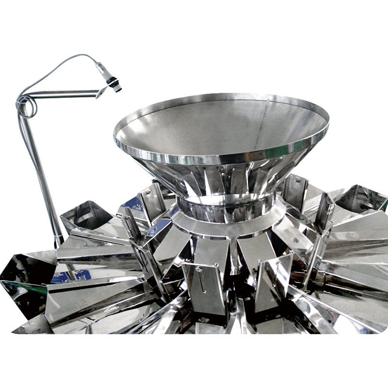 Leak Proof Multi Head Weigher for Small particle&powder