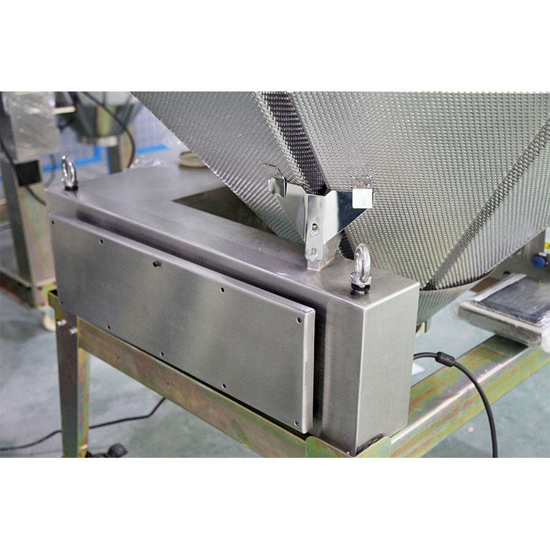 Multihead Weigher for Frozen Food Weighing