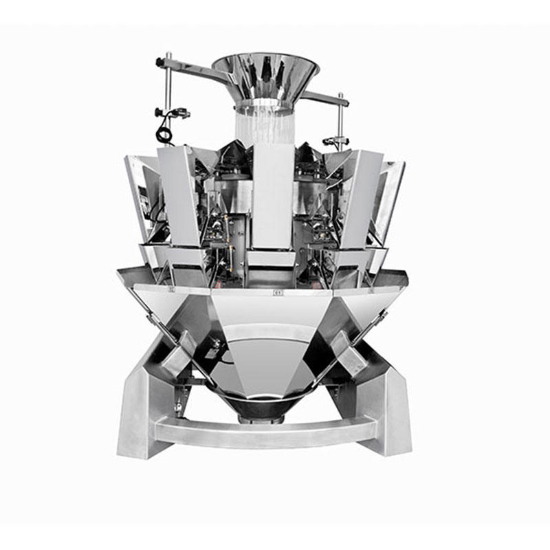 Newly Developed Ⅱ series  Multihead Weigher for Chocolate Beans