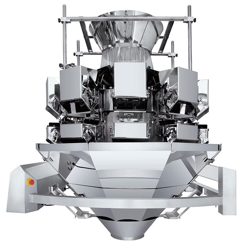 Kenwei II Series Multihead Weigher Refresh the New Height of Intelligent Weighing Industry