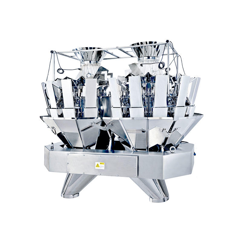 Standard 20 Heads  Multihead Weigher with More Hopper