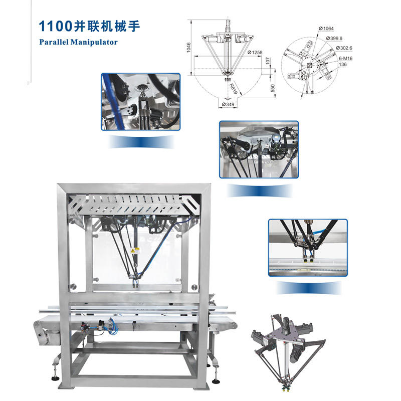 Innovation and development of food packaging machinery