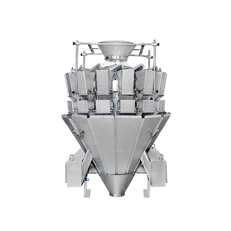 Noodle Multihead Weigher for Strip Products