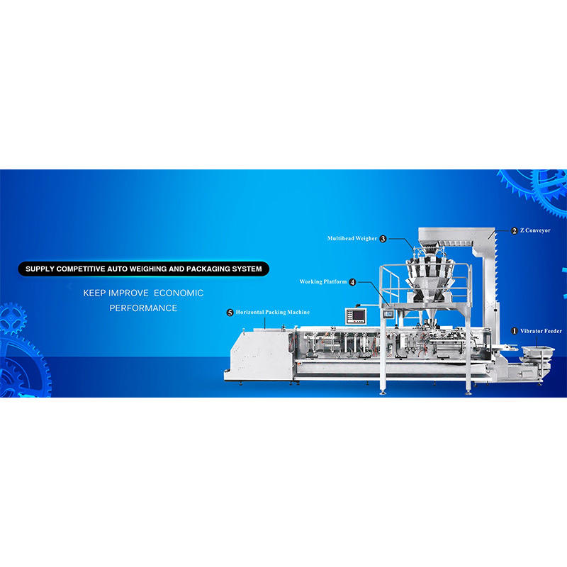 Future thinking of domestic food packaging machinery industry
