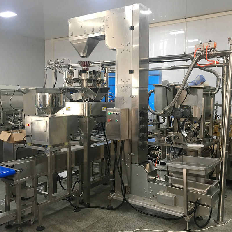 Explain the new way of innovation and development of food packaging machinery