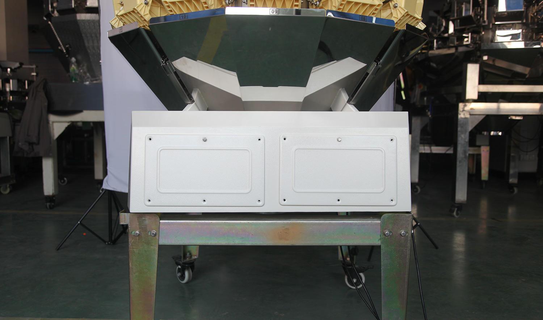 La stabilité emballage machine précision facile à démonter pour poisson épicé