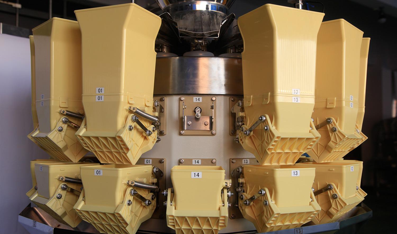 La stabilité emballage machine précision facile à démonter pour poisson épicé-4