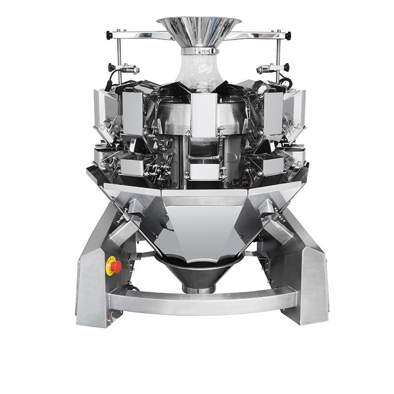 Multifunctional Mini 10 Head Multihead Weigher Automatic Packing Weigher Machine